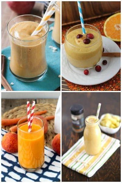 16 Nutritious Fruit and Veggie Smoothies Even Kids Will Love
