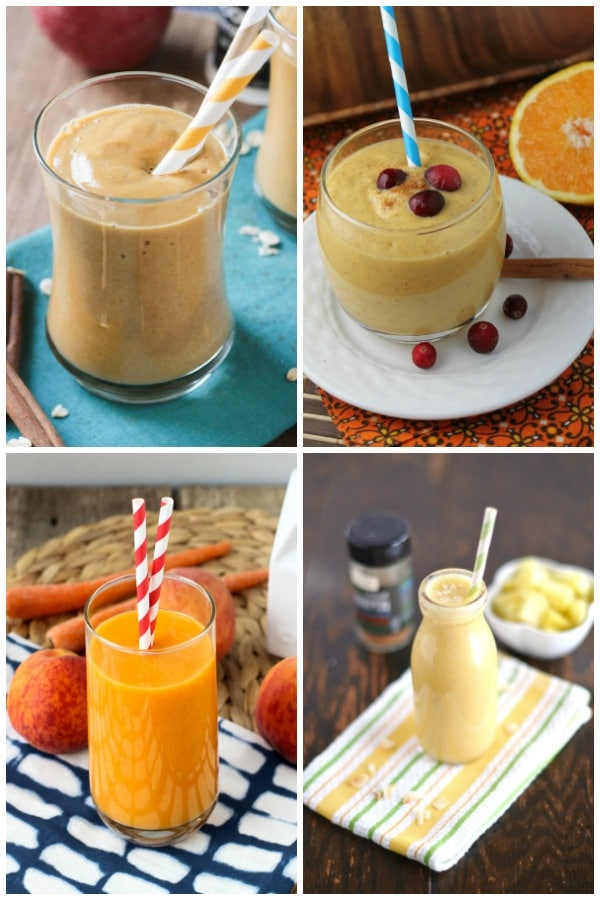 16 Fruit and Veggie Smoothies for Better Health
